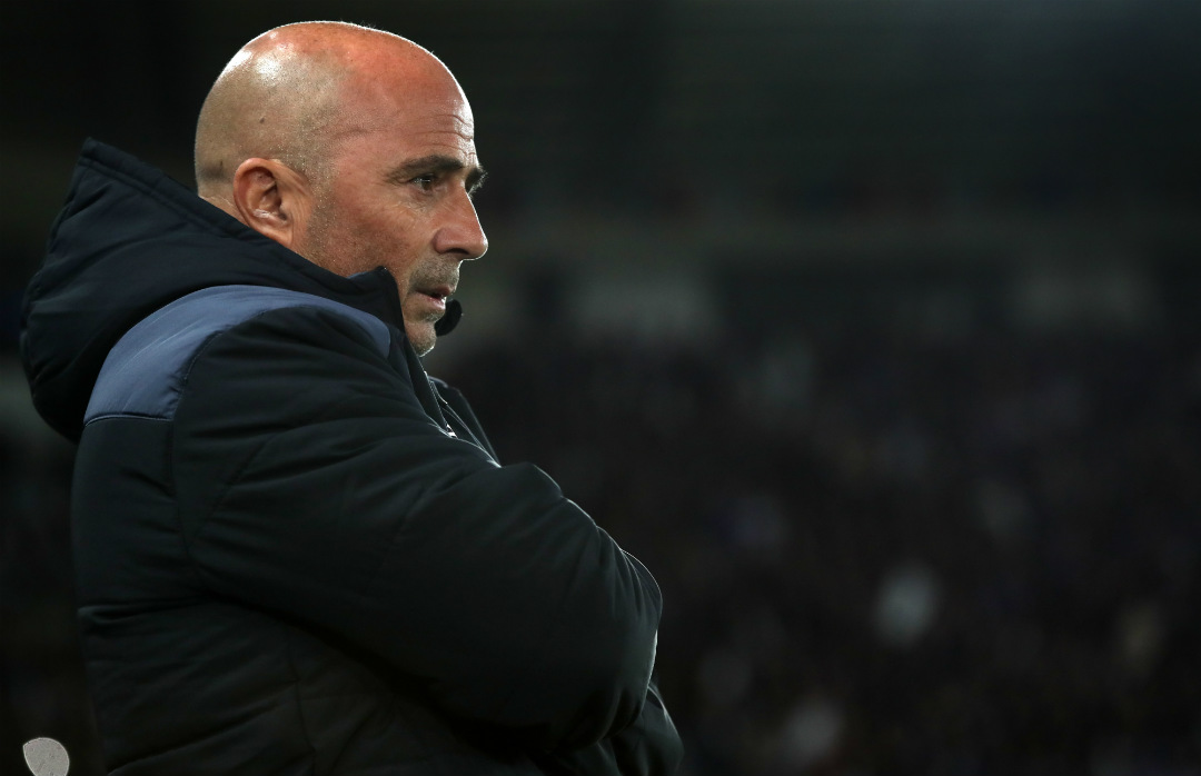 Jorge Sampaoli I want to coach Messi